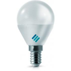 Ampoule LED sphérique - culot E14 - 6watts E.LITE