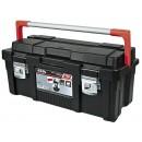 Boite à outils de chantier - 16 compartiments - 650 x 300 x 300 mm TAYG