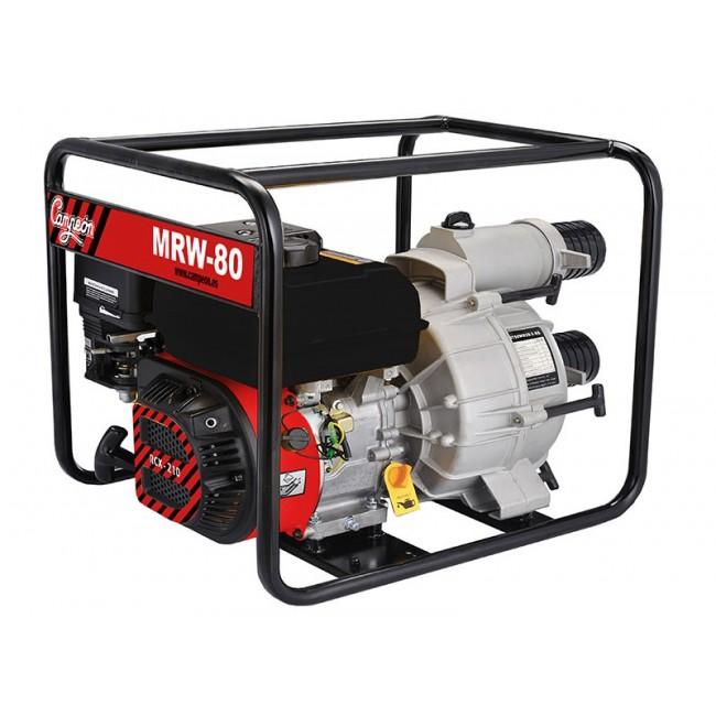 Motopompe auto-amorçante - 4 temps 212 cc - 6,5 cv - MRW-80 CAMPEON