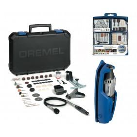 Dremel 4000 multi-fonction 175W 65 accessoires+coffret 100 accessoires DREMEL