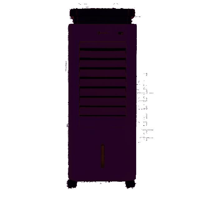 Refroidisseur d'air mobile - évaporatif - 2 puissances HAVERLAND