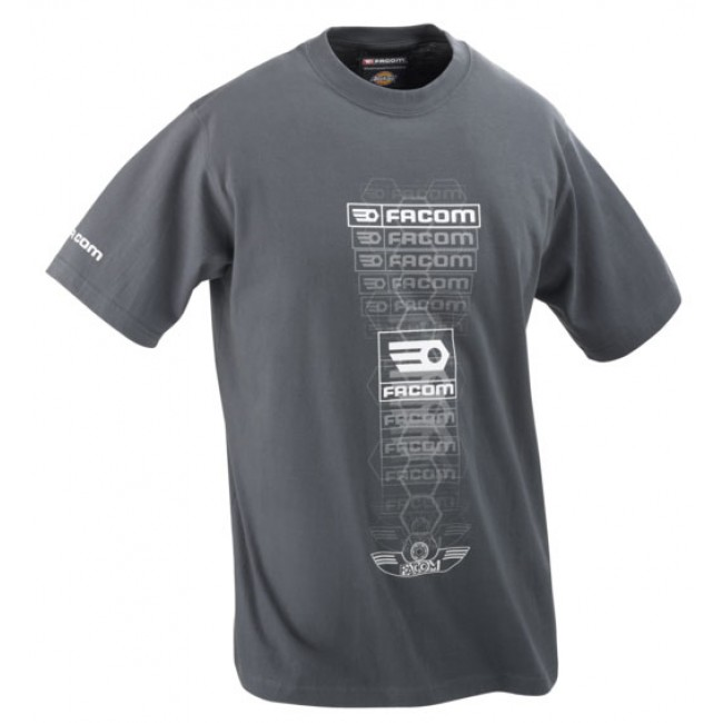 T-shirt de travail Evo Facom By Dickies - Taille L FACOM