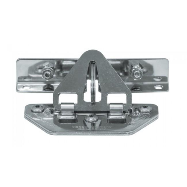 Fermeture porte-cadenas - pour portes sectionnelles ou basculantes ABUS