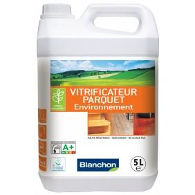 Vitrificateur parquet - incolore satiné - Environnement BLANCHON