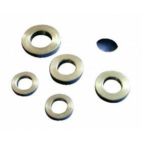 Bagues de rechange pour paumelles de portail métalliques-type MA60 FAURE