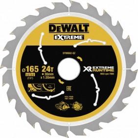 Lames de scie circulaire plongeante-diamètre 165 mm-XR Extreme Runtime DEWALT