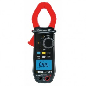 Pince multimètre F203 CHAUVIN ARNOUX