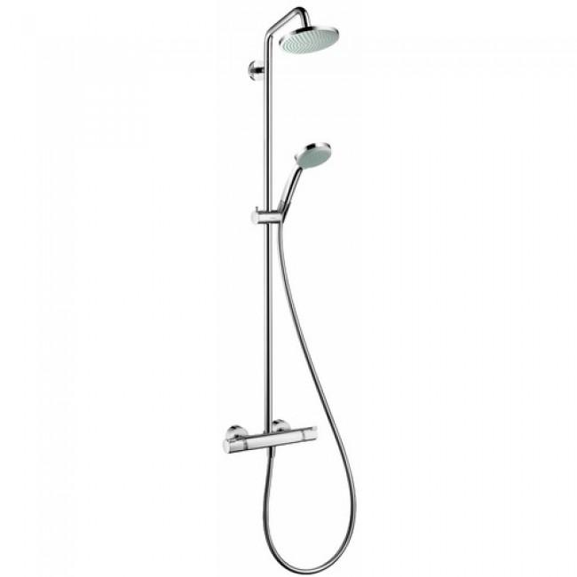 Colonne de douche Showerpipe Croma 160 HANSGROHE