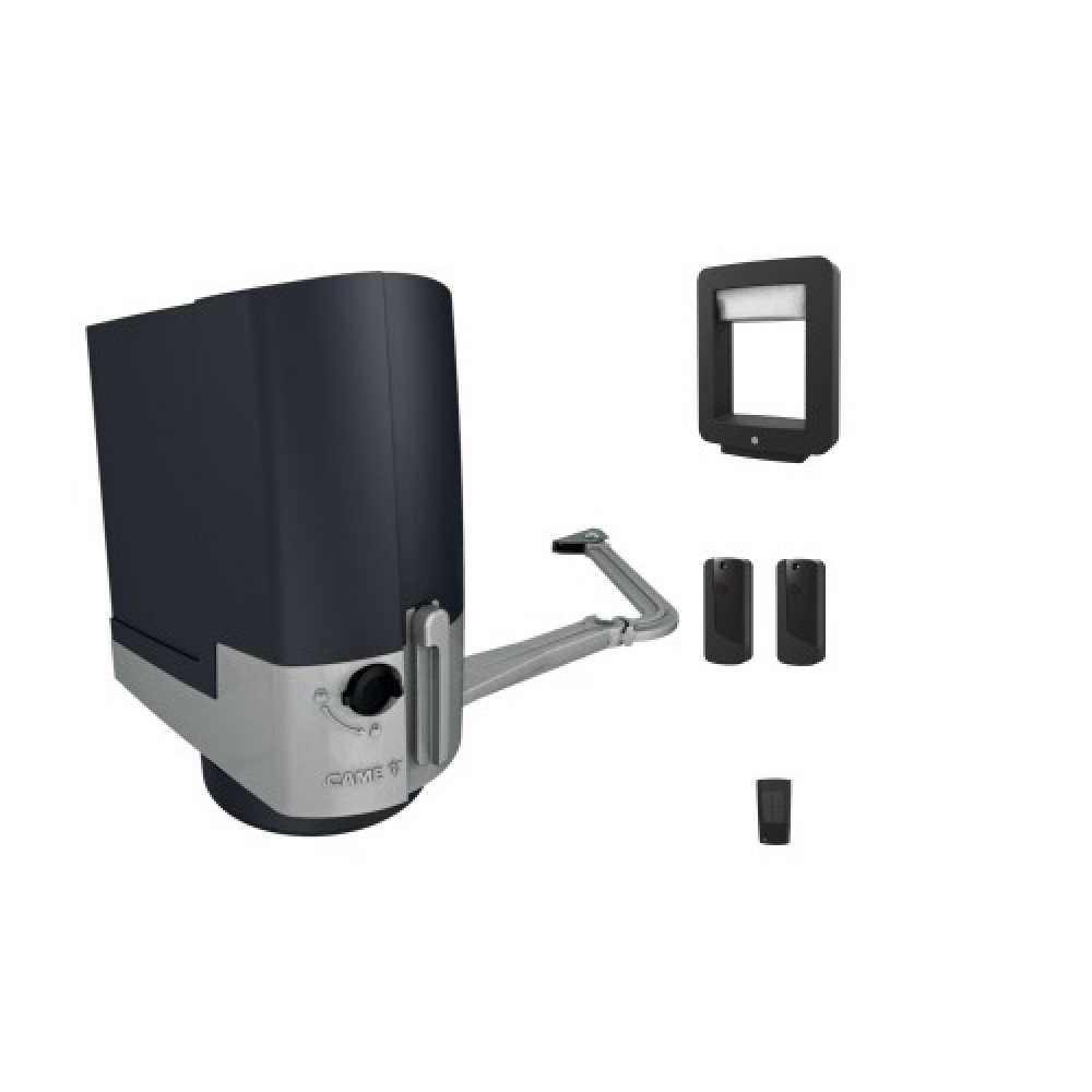 automatisme de portail battant bras articul 24 volts first line came bricozor. Black Bedroom Furniture Sets. Home Design Ideas