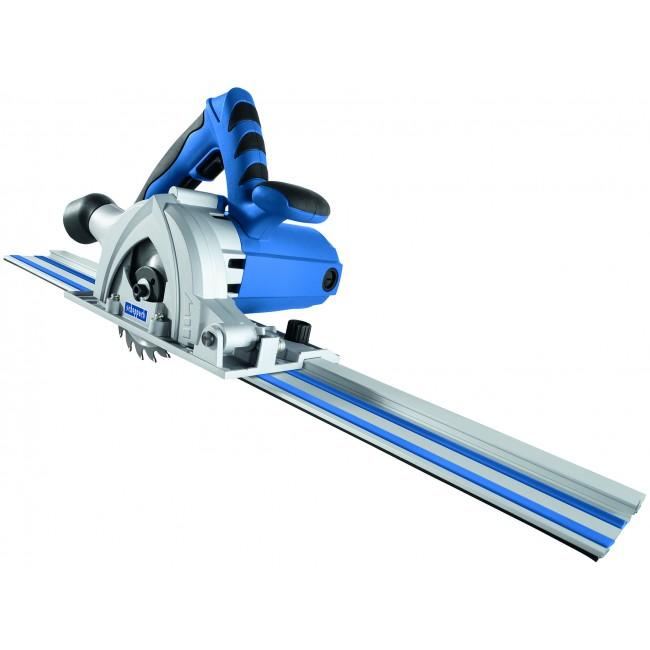 Scie plongeante 1010 W PL305+2 rails de 600 mm SCHEPPACH