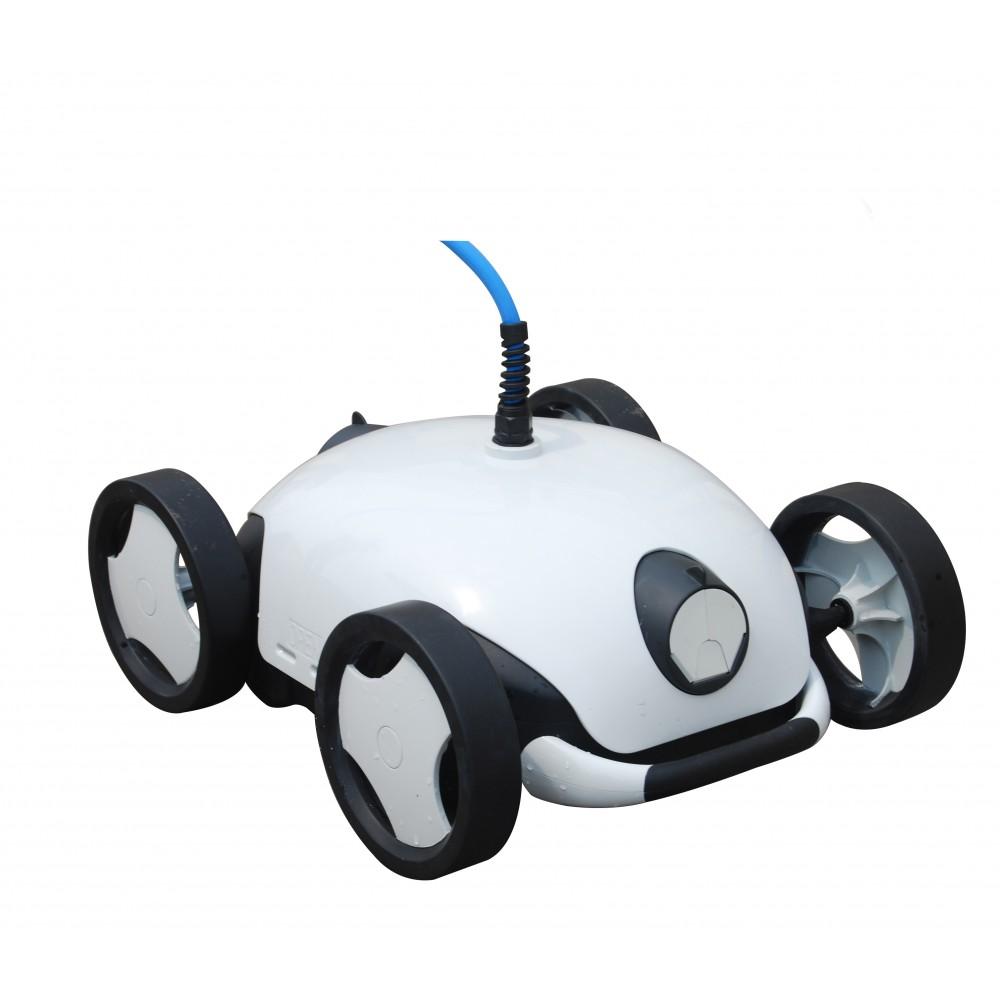 robot lectrique nettoyeur de fond de piscine falcon. Black Bedroom Furniture Sets. Home Design Ideas