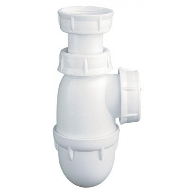 Siphon d'évier en polypropylène NICOLL