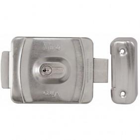 Verrou électrique - à pêne rotatif - pour cylindre européen - 9087 VIRO