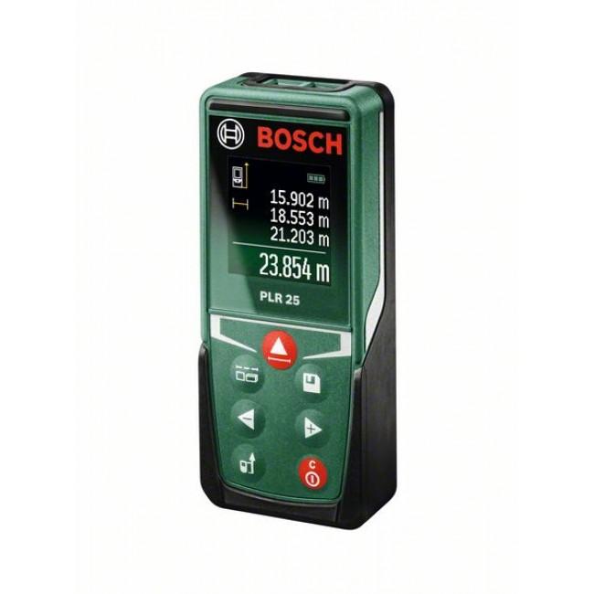 Télémètre laser PLR 25 - 0603672501 BOSCH