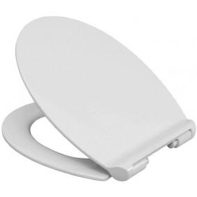 Abattant WC - à descente ralentie - double Azur Premium Slim SIAMP