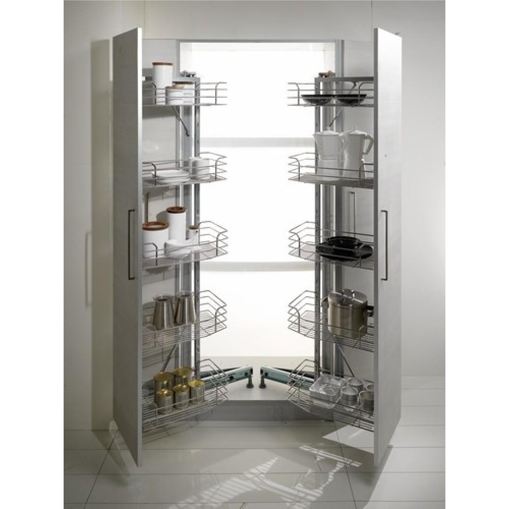 Colonnes placard rotatives de cuisine bricozor for Amenagement colonne cuisine
