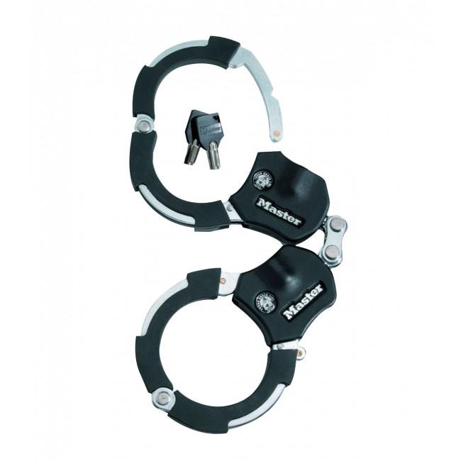Antivol certifié pour vélo et trottinette - menottes - haute sécurité MASTER LOCK