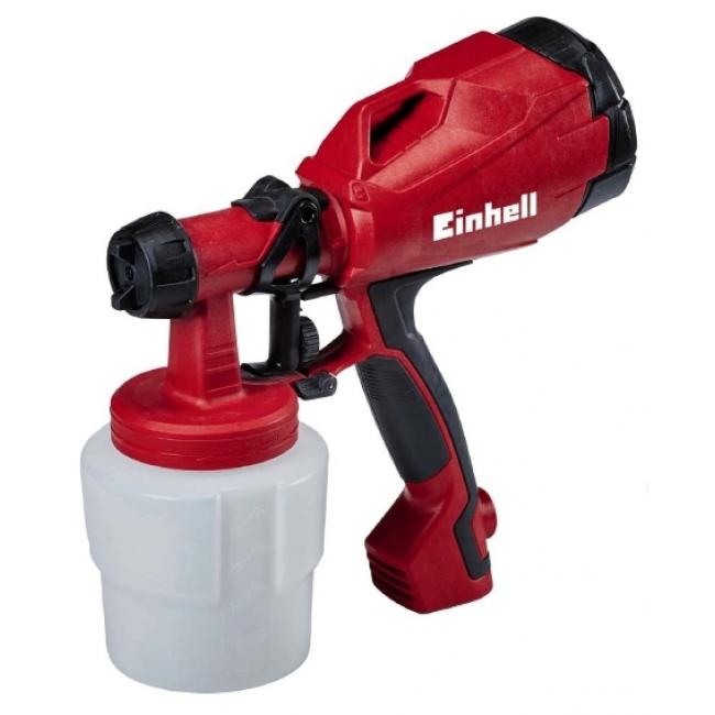 Pistolet à peinture électrique - 500 watts - pulvérisateur - TC-SY EINHELL