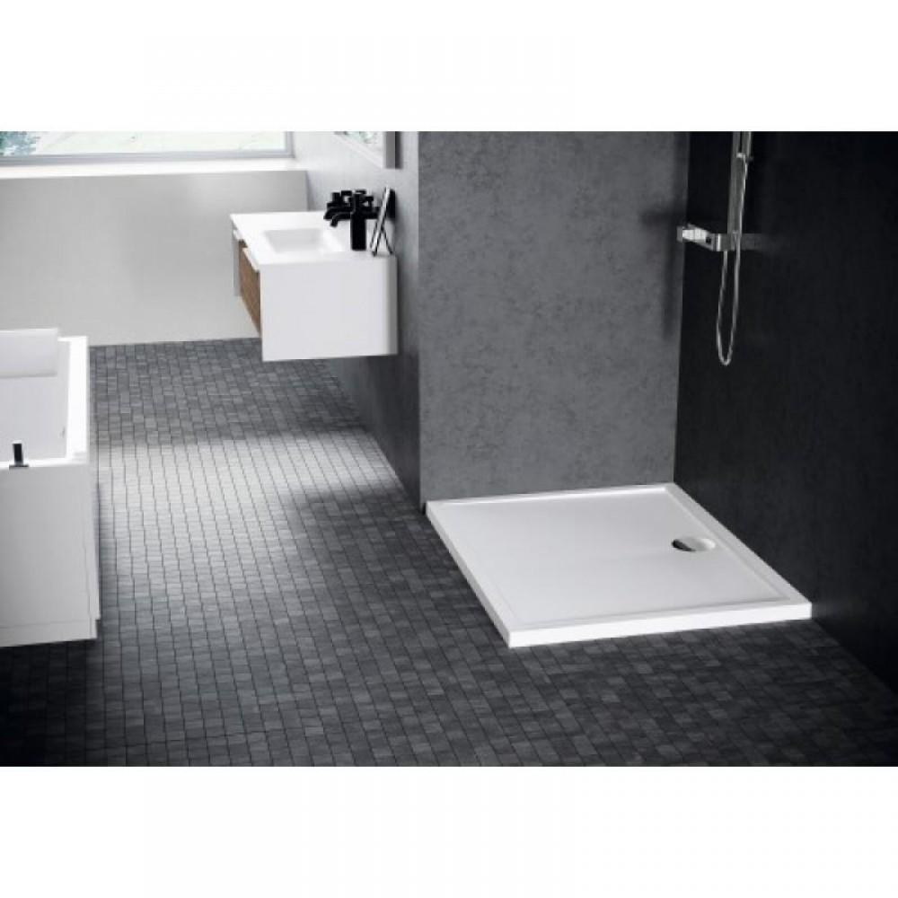 receveur de douche poser extra plat 120x80 cm olympic. Black Bedroom Furniture Sets. Home Design Ideas