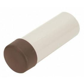Butoir de plinthe nylon - longueur 85 mm - type WP 85 BRICOZOR