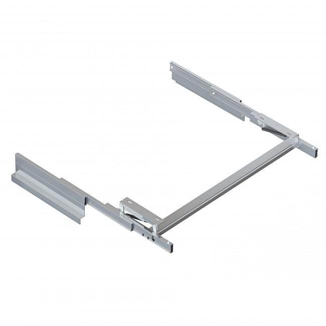 Coulisses pour plateau extractible relevable - Oplà Folding+39 370x390 EMUCA