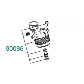 Corps panneaux de douche - collectivité - pour DL 400 SE PRESTO
