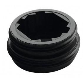 Réduction plastique noire Mâle 24 x Mâle 22 - sans joint NEOPERL