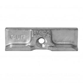 Gâche de galet - pour menuiserie PVC - E-18979 FERCO