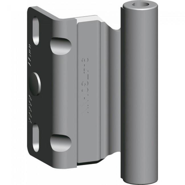 Fiches de compas pour mécanisme oscillo-battant - fenêtre PVC Unijet D