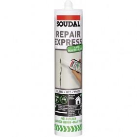 Enduit de rebouchage - acrylique - Repair Express Plâtre SOUDAL
