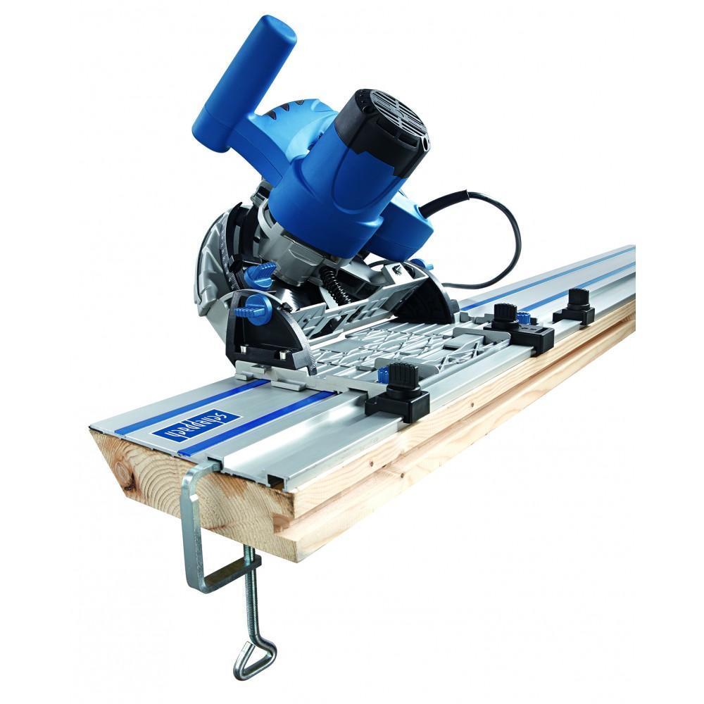 scie plongeante 1200 w pl55 2 rails de 700 mm scheppach. Black Bedroom Furniture Sets. Home Design Ideas