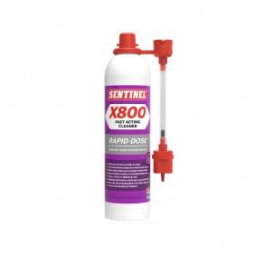 Nettoyant - détartrant désembouant - biodégradable - aérosol - X800 SENTINEL