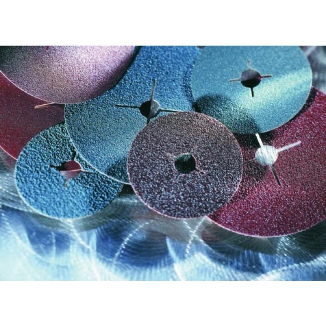 Abrasifs disques fibre corindon KF 708-diamètre 115,125,180 mm VSM