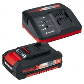 Kit Starter batterie Power-X-Change - 18 volts - 1,5 Ah EINHELL