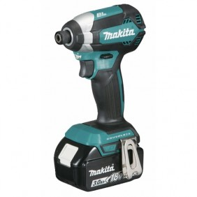 Visseuse à choc sans fil 18 V DTD153RFJ + 2 batteries 3 Ah lithium-ion MAKITA