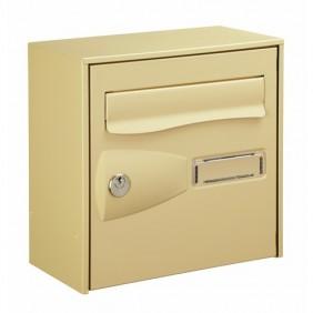 Boîte aux lettres CITADIS demi format simple face DECAYEUX