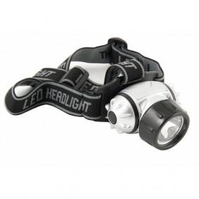 Lampe frontale - 1 LED - tête orientable à 180° - IH510 DL BRICOZOR