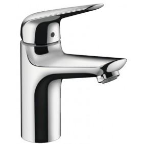 Mitigeur de lavabo  - avec tirette et vidage - Novus 100 HANSGROHE