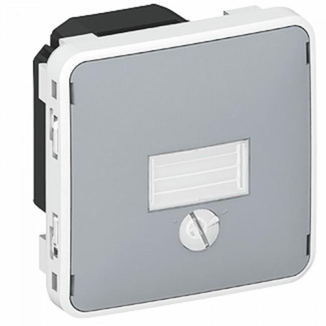 Interrupteur crépusculaire composable étanche - Plexo