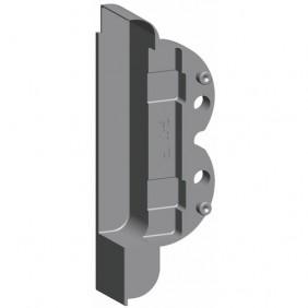 Embase pour palier de compas M6/4 pour mécanisme oscillo-battant bois FERCO