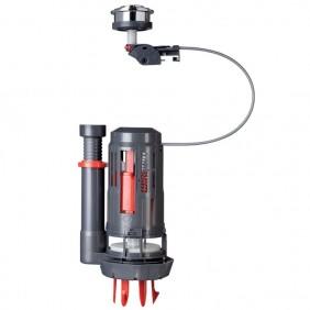 Mécanisme à câble double chasse - économie d'eau - Quick fit WIRQUIN PRO