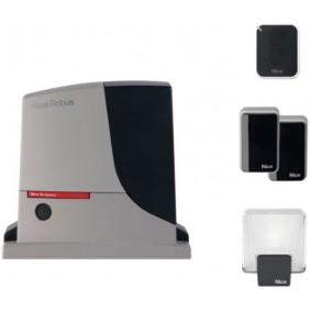 Automatismes pour portails coulissants - 24 volts cc - RB500 et RB600 NICE
