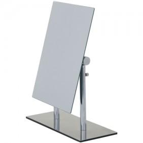 Miroir sur pied réglable en hauteur - Pinerolo - 16 x 23 cm WENKO