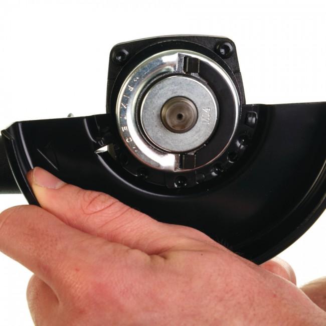 Meuleuse 125 mm 1000 w ag 10 125 ek milwaukee bricozor for Ek design ag
