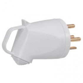 Fiche électrique Plexo mâle 32A 3P+N+T IP44 à poignée 055857 LEGRAND