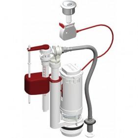 Mécanisme chasse d'eau universel 3/6 litres avec flotteur MPMP