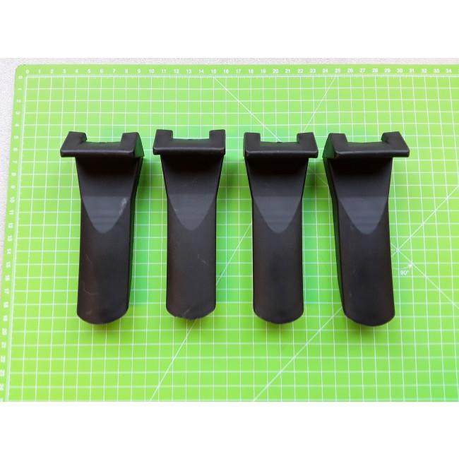 4 patins de protection de jantes - pour démonte pneu ZI-RMM95 ZIPPER