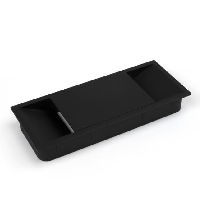 Passe-câbles pour meuble - Plaswire EMUCA