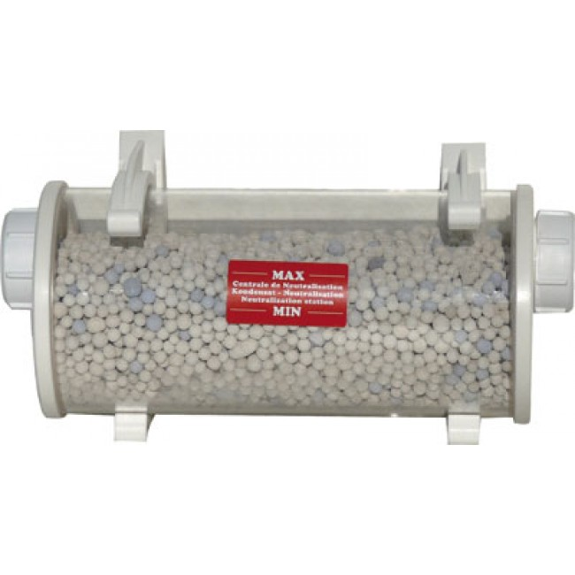 Neutraliseur de condensats pour chaudière au sol gaz POLAR