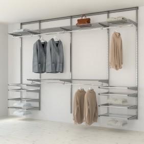 Kit dressing Classique - L300xP40 cm - platinium ELFA